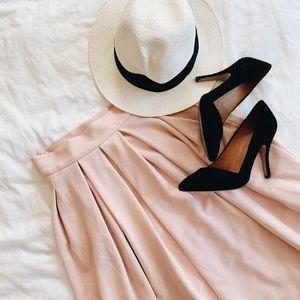 Dresses & Skirts - Pink Midi Skirt